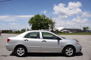 2007 Toyota Corolla 4dr Sdn Auto CE SE - FULLY LOADED-CERTIFIED
