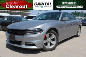 2017 Dodge Charger SXT MGR SPECIAL OF THE MONTH! SUNROOF / TOUCH