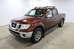 2016 Nissan Frontier 4WD CREWCAB SL Accident Free,  Navigation,