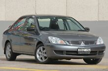 2007 Mitsubishi Lancer CH MY07 ES Grey 4 Speed Sports Automatic Sedan Wolli Creek Rockdale Area Preview