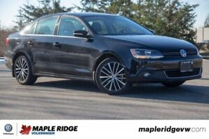 2014 Volkswagen Jetta Sedan Highline TDI DIESEL, SUPER LOW KM, N
