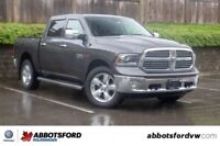 2016 Ram 1500 Big Horn GREAT PRICE, NO ACCIDENTS, B.C. TRUCK!