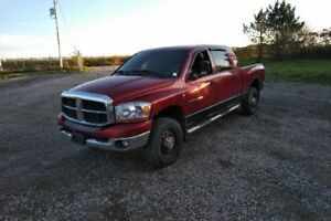 2006 Dodge Ram 3500 Diesel Parting Out @ HM Cores in Woodstock