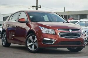 2015 Holden Cruze JH MY14 Z-Series Red 6 Speed Automatic Sedan Waitara Hornsby Area Preview