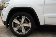 2015 Jeep Grand Cherokee WK MY15 Limited White 8 Speed Sports Automatic Wagon Gateshead Lake Macquarie Area Preview