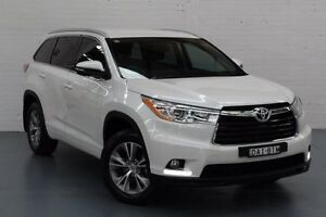 2015 Toyota Kluger GSU50R GXL 2WD White 6 Speed Sports Automatic Wagon Cardiff Lake Macquarie Area Preview