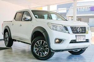 2016 Nissan Navara D23 RX White 7 Speed Sports Automatic Utility Victoria Park Victoria Park Area Preview