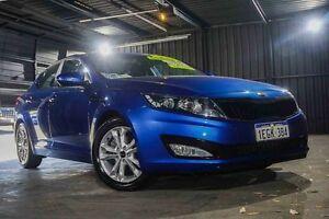 2013 Kia Optima TF MY13 SI Blue 6 Speed Sports Automatic Sedan Wangara Wanneroo Area Preview