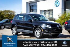 2013 Volkswagen Tiguan AWD w/ Heated Seats 0.99% Financing Avail