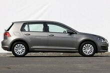 2012 Volkswagen Golf VII 90TSI Grey 6 Speed Manual Hatchback Ferntree Gully Knox Area Preview