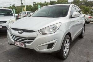 2011 Hyundai ix35 LM MY12 Active Silver 5 Speed Manual Wagon Underwood Logan Area Preview