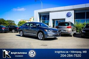 2016 Volkswagen Passat Highline w/ Leather/Sunroof