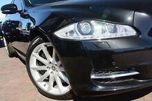 2011 Jaguar XJ X351 Premium SWB Luxury Black 6 Speed Sports Automatic Sedan Osborne Park Stirling Area Preview