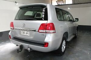 2010 Toyota Landcruiser VDJ200R 09 Upgrade GXL (4x4) Silver 6 Speed Automatic Wagon Pennington Charles Sturt Area Preview
