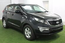 2015 Kia Sportage  Black Sports Automatic Wagon Moonah Glenorchy Area Preview