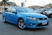 2011 Ford Falcon FG MkII XR6 Nitrous Blue 6 Speed Sports Automatic Sedan Northbridge Perth City Area Preview