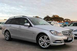 From $97 per week on finance* 2012 Mercedes-Benz C200 Wagon Coburg Moreland Area Preview