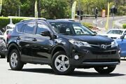 2013 Toyota RAV4 ALA49R GXL AWD Black 6 Speed Sports Automatic Wagon Indooroopilly Brisbane South West Preview