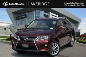 2015 Lexus RX 350 Touring, No Accidents, Navigation, Leather, Ro