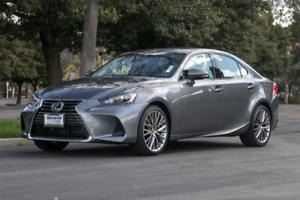 *BRAND NEW* 2019 Lexus IS300 AWD Premium Package in Nebula Grey