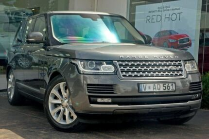 2014 Land Rover Range Rover L405 14.5MY TDV6 Vogue Corris Grey 8 Speed Sports Automatic Wagon Doncaster Manningham Area Preview