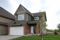 Modern open concept Single house for rent - Barrhaven / Nepean