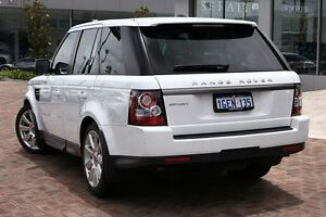 2012 Land Rover Range Rover Sport L320 13MY SDV6 CommandShift White 6 Speed Sports Automatic Wagon Osborne Park Stirling Area Preview