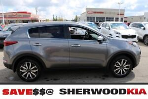 2018 Kia Sportage AWD EX Leather Heated Seats, Bluetooth, Power