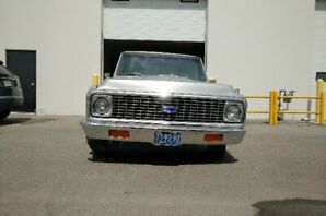 1972 Chev Shortbox, great cond, solid, no rust