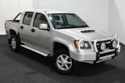2010 Holden Colorado RC MY11 LT-R Crew Cab Silver 5 Speed Manual Utility Glenorchy Glenorchy Area Preview