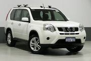 2011 Nissan X-Trail T31 MY11 ST (FWD) White Continuous Variable Wagon Bentley Canning Area Preview