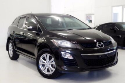 2011 Mazda CX-7 ER10A2 Sports Black 6 Speed Manual Wagon Myaree Melville Area Preview