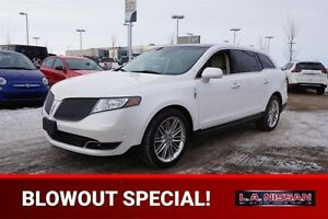 2013 Lincoln MKT ALL WHEEL DRIVE Accident Free,  Navigation (GPS