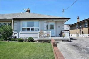 3 Bdrm, 4 Lvl Semi-Detached, Hardwood Flrs, Single Car Garage