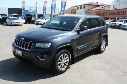 2013 Jeep Grand Cherokee WK MY2014 Laredo Grey 8 Speed Sports Automatic Wagon