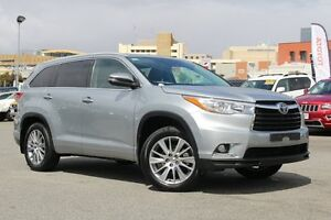 2015 Toyota Kluger GSU55R Grande AWD Silver Sky 6 Speed Sports Automatic Wagon Northbridge Perth City Area Preview