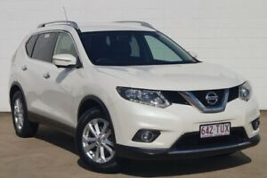 2014 Nissan X-Trail T32 ST-L X-tronic 4WD Ivory Pearl 7 Speed Constant Variable Wagon Bundaberg Central Bundaberg City Preview
