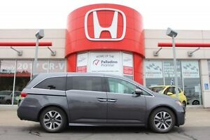 2016 Honda Odyssey Touring - GREAT FOR FAMILY ADVENTURES -