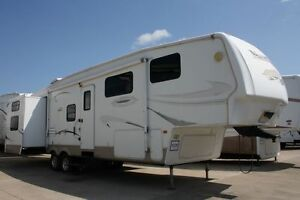 2008 Montana Mountaineer 342PHT 37.5' Fifth Wheel Trailer