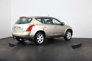 2006 Nissan Murano Z50 ST Gold Continuous Variable Wagon Mulgrave Hawkesbury Area Preview