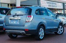 2013 Holden Captiva CG Series II MY12 7 Ironite 6 Speed Sports Automatic Wagon Wangara Wanneroo Area Preview