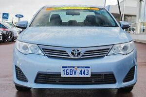 2012 Toyota Camry ASV50R Altise Arctic Frost 6 Speed Sports Automatic Sedan Wangara Wanneroo Area Preview