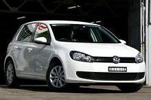 2012 Volkswagen Golf 1K MY12 90 TSI Trendline White 7 Speed Automatic Hatchback Mosman Mosman Area Preview