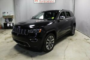 2018 Jeep Grand Cherokee 4WD LIMITED Navigation (GPS),  Leather,