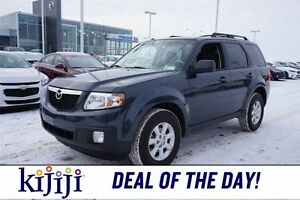 2010 Mazda Tribute 4WD GT Accident Free,  Leather,  Sunroof,  Bl