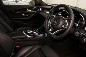 2015 Mercedes-Benz C200  White Sports Automatic Wagon Burwood Whitehorse Area Preview