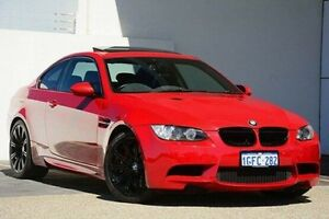 2007 BMW M3 E92 Red 6 Speed Manual Coupe Wangara Wanneroo Area Preview
