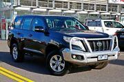 2015 Toyota Landcruiser Prado GDJ150R GX Grey 6 Speed Manual Wagon Strathmore Moonee Valley Preview