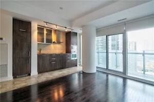 High End Finishes 2-Bdrm Condo w/Floor To Ceiling Window!