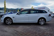 2012 Holden Commodore VE II MY12.5 Z Series Sportwagon White 6 Speed Sports Automatic Wagon Pearce Woden Valley Preview